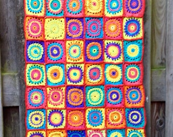 Tapestry, crochet