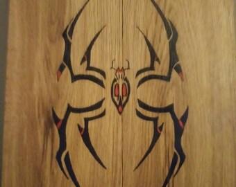 Black Widow tribal