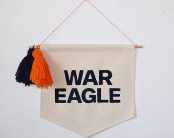 War Eagle // Wall Banner