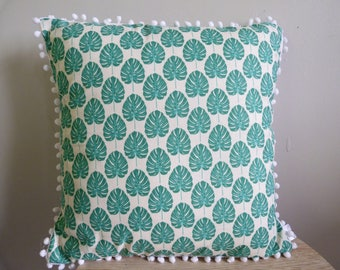Cover of Pincushion patterns flippers and PomPoms 40 X 40 cm