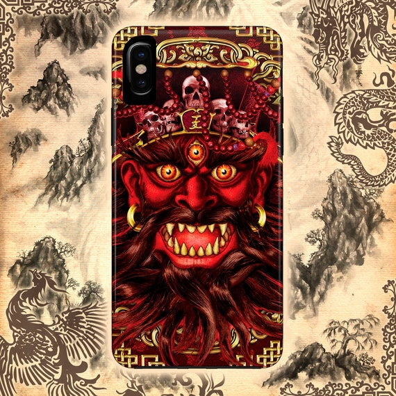 Oriental Dead iphone case