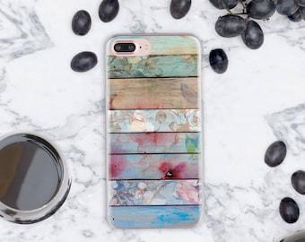 Bois iPhone Galaxy S9 cas iPhone X étui iPhone 6 iPhone Case 7 cas téléphone iPhone 8 cas iPhone 5 Case iPhone 6 Case Plus cn1027