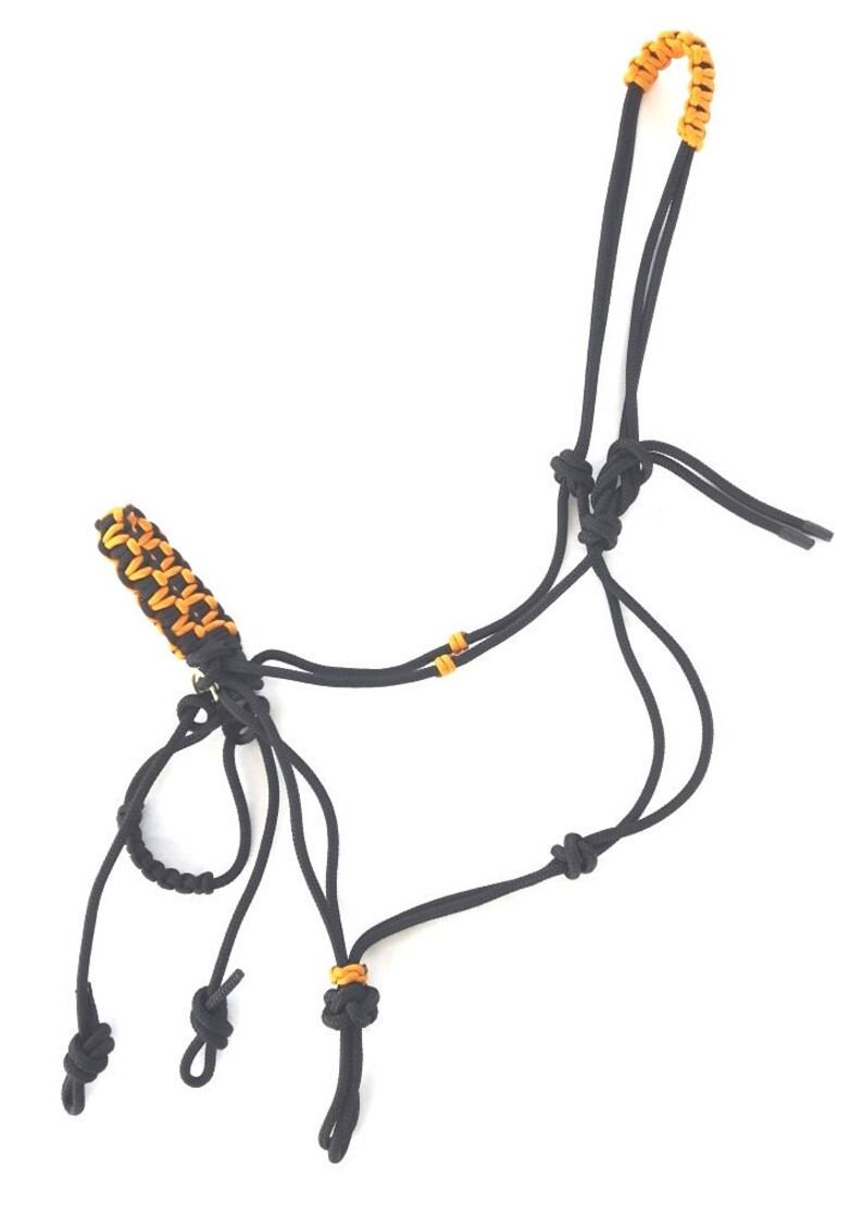 Bitless Side-pull Bridle braid on braid