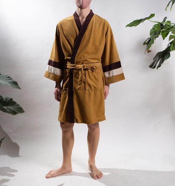 Men's Vintage Robe - One Size4 Lounge Pyjamas / Dr