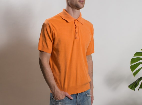 50's / 60's Polo - Vintage Men's Golf Shirt - Oran