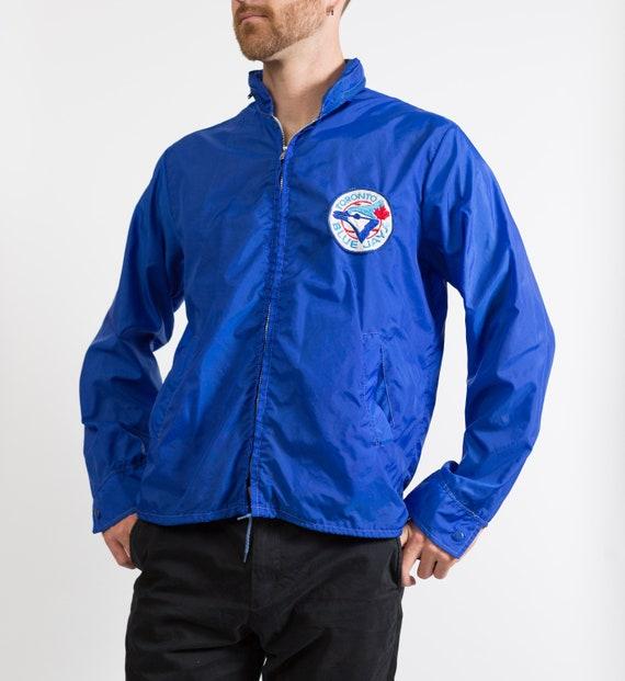 Vintage Toronto Blue Jays Windbreaker