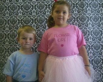 Bridal Party T shirts