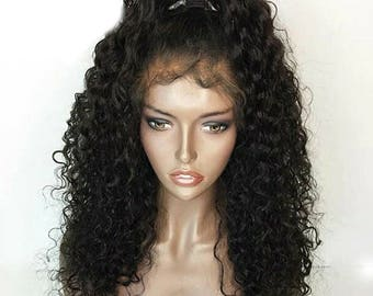 full lace wig sverige