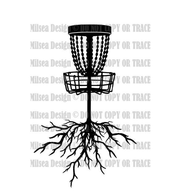 Disc Golf Rootsdisc Golf Disc Golf Svg Svg Dxf Eps Dxf Etsy