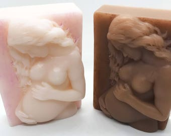 SOAP - Blooms of Flowers and Strawberry Soap