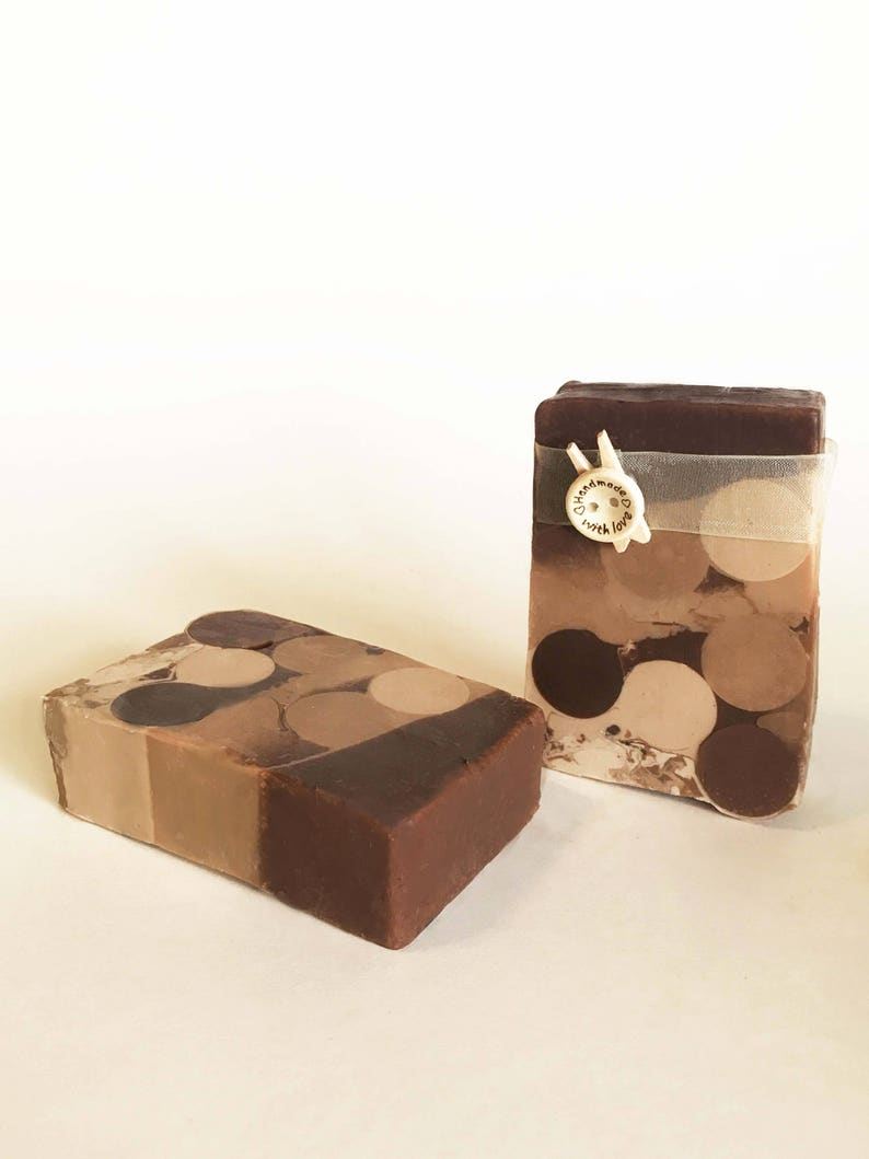 Smores, Chocolate Soap - Handmade Soap, Natural Soap, Homemade Soap, All  Natural, Vegan Soap, Bath and Beauty, Soap, Organic Soap, gift