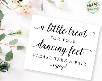 fa9dbf1ccc70c Dancing shoes sign