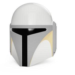 3D printable helmet inspired by Boushh