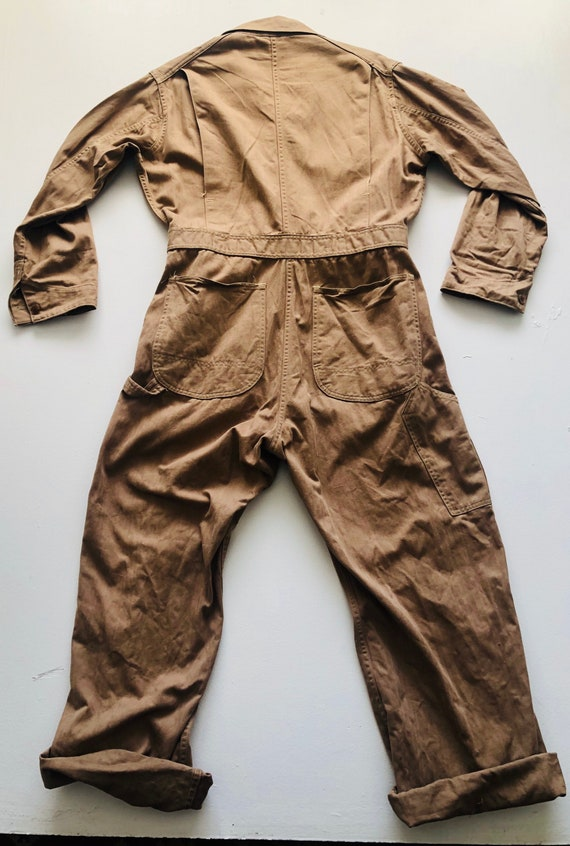 Rare 1940s/50s Workwear Pioneer Industri-All's Ta… - image 10