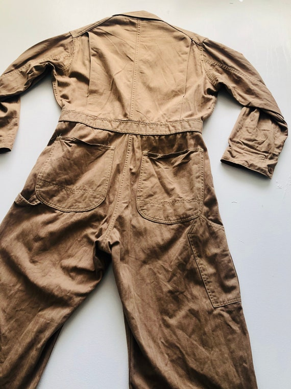Rare 1940s/50s Workwear Pioneer Industri-All's Ta… - image 9
