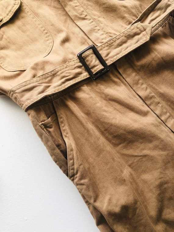 Rare 1940s/50s Workwear Pioneer Industri-All's Ta… - image 5