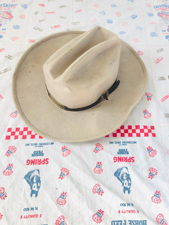 Vintage Western Rodeo Show Vest Rhinestone Shooting Stars-Deadstock