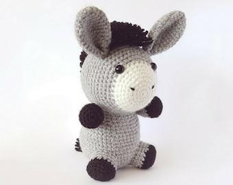 Donkey Kong pattern by Edward Yong | Crochet patterns amigurumi ... | 270x340