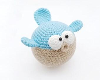23 Free Crochet Patterns: Sea Creatures – Picot Pals   270x340