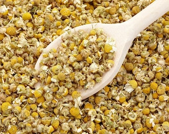 ORGANIC CHAMOMILE FLOWERS Whole   Chamomile Flower Tea   Botanical   Natural Herbs & Spices