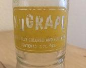 Retro NuGrape Bottle