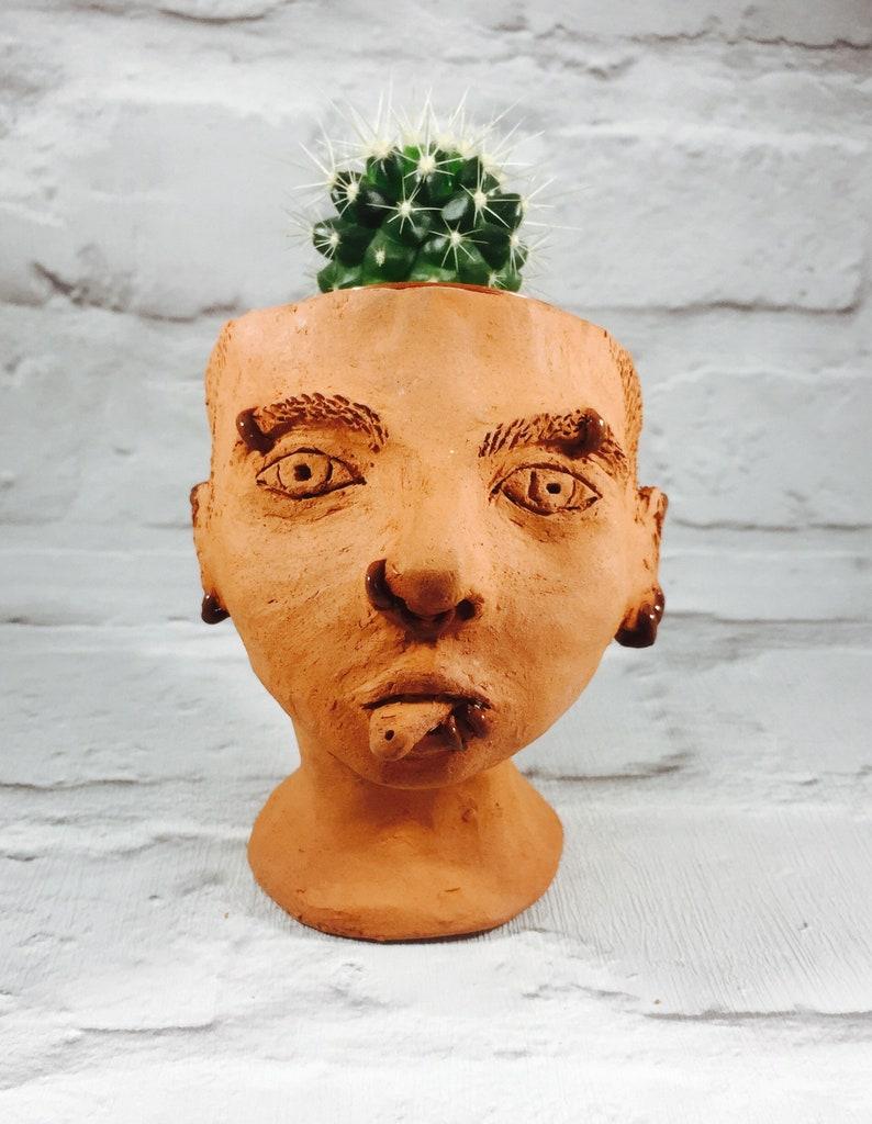 Handmade Indoor Plant Pot