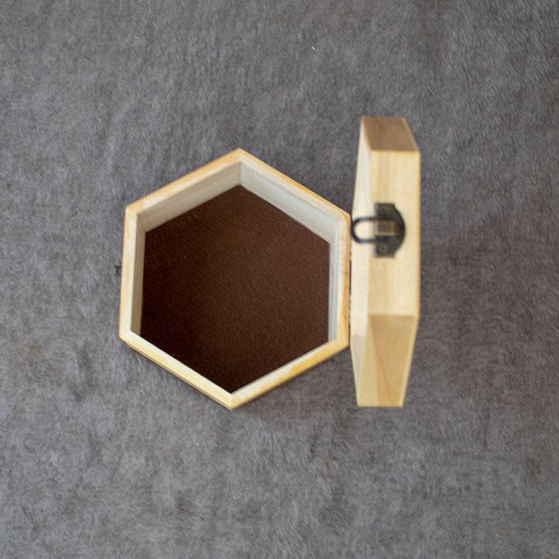 Tiger Wooden Memory Box