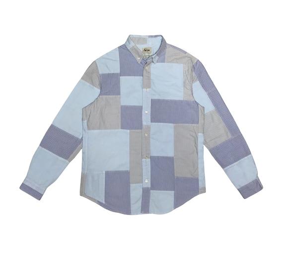 ACNE STUDIOS Patchwork Shirt