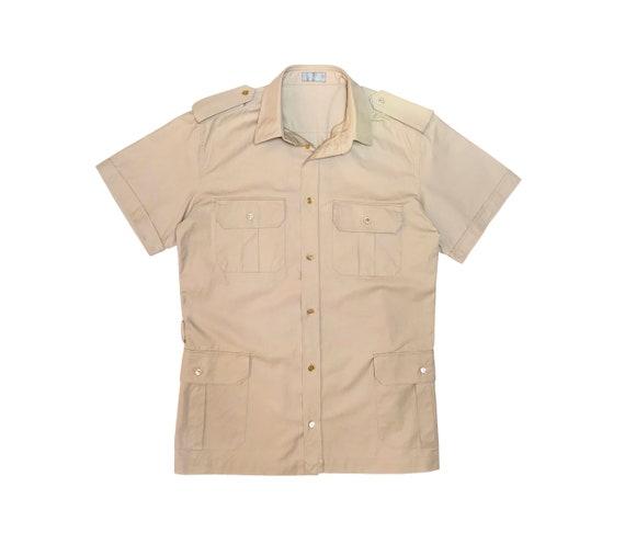 Dior Homme Safari Shirt