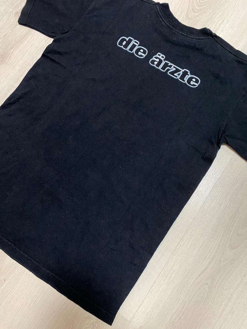 VINTAGE 90s DIE ARZTE 1998 Album 13 t-shirt