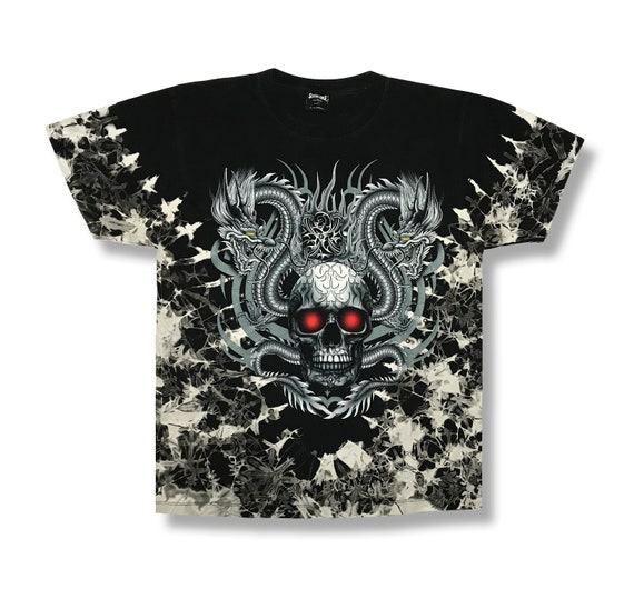 Dragon and Death t-shirt