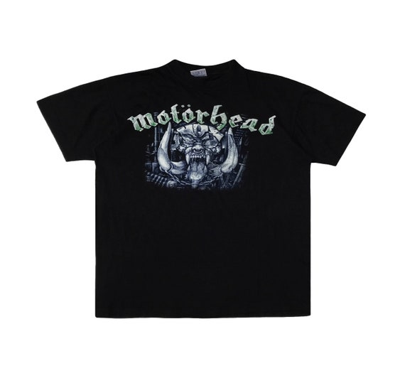 Motorhead Tour T Shirt