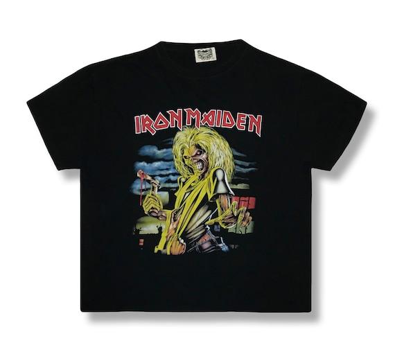 Vintage Iron Maiden Killers T-Shirt