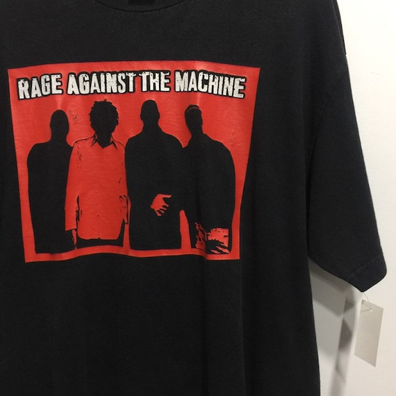 Vintage Original 00' Rage Against The Machine T-sh