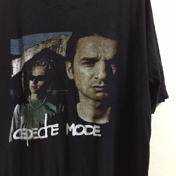 Vintage 90' Depeche Mode Tshirt