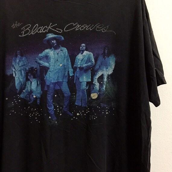 Vintage Original 1999s The Black Crowes Tour T-shi