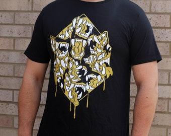 711f12e1f Furry shirt | Etsy