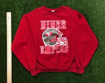 San Francisco 49ers Niner Empire sweatshirt XL 559a92fa5
