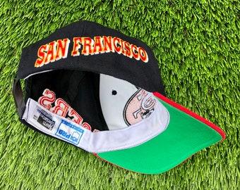 c0e07af55cbe7b VTG Sports Specialties San Francisco 49ers sidewave snapback hat