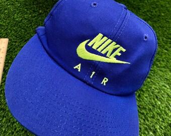 0649626a103 Vintage Nike snapback hat purple