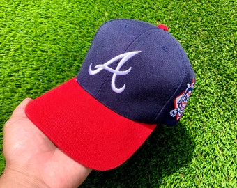 sports shoes 13cee fe994 Atlanta Braves National League G-Cap vintage strapback hat
