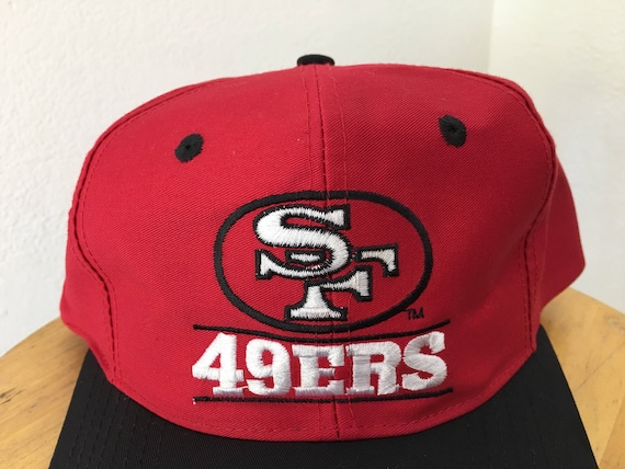 wholesale dealer 7a604 6dae9 ... hat 323d7 36e03  order vintage san francisco 49ers snapback eastport  etsy 42f91 8a2fc