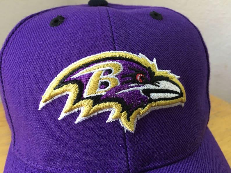 9885b354 Vintage Baltimore Ravens snapback PUMA