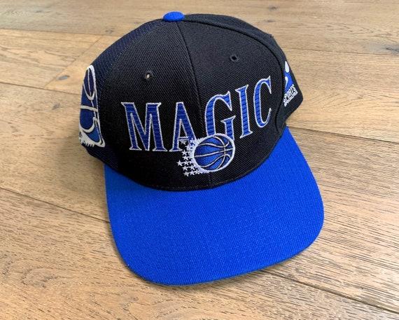 Vintage Orlando Magic Snapback Hat Cap Sports Spec