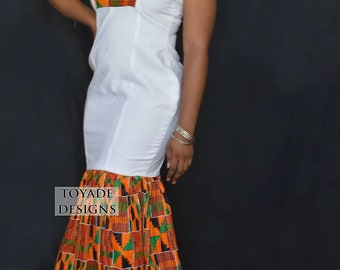 270091006b Ankara dress, African print dress, Ankara gown, African print gown, ,  African dresses for women, African clothing for women