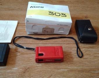 """Vintage, miniature camera """"Kiev-303"""" USSR."""