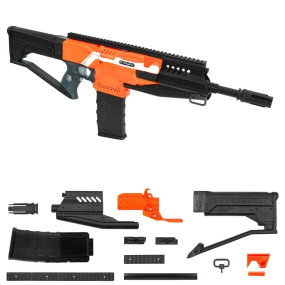 Worker MOD F10555 Halo M412 DMR Imitation Kit 3D Printing