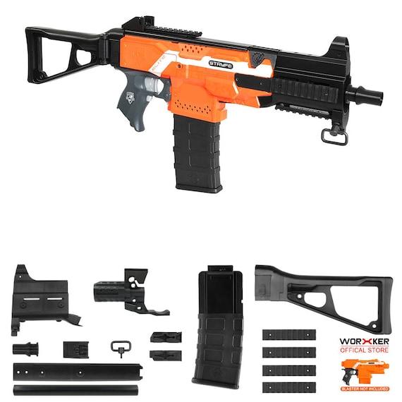 Worker MOD F10555 UMP9 Rifle Imitation Kit 3D Printing Combo
