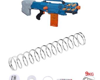 Worker MOD Nerf LongShot Blaster Spring Coil 9/14/18/22 KGS Modify Toy