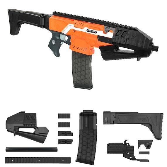 Worker MOD F10555 XCR-L Rifle 3D Print Imitation Kit for Nerf STRYFE Modify Toy